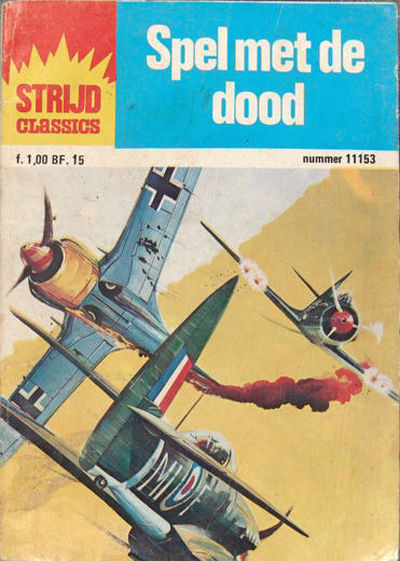 Cover for Strijd Classics (Classics/Williams, 1964 series) #11153