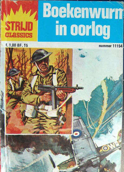 Cover for Strijd Classics (Classics/Williams, 1964 series) #11154