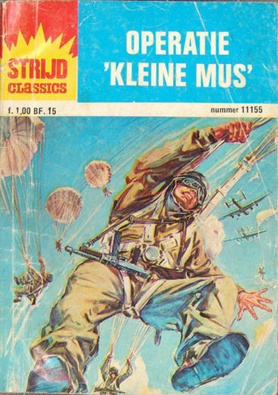 Cover for Strijd Classics (Classics/Williams, 1964 series) #11155