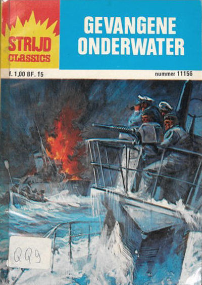 Cover for Strijd Classics (Classics/Williams, 1964 series) #11156