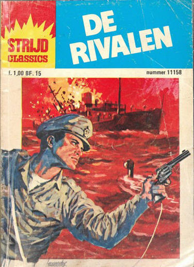 Cover for Strijd Classics (Classics/Williams, 1964 series) #11158