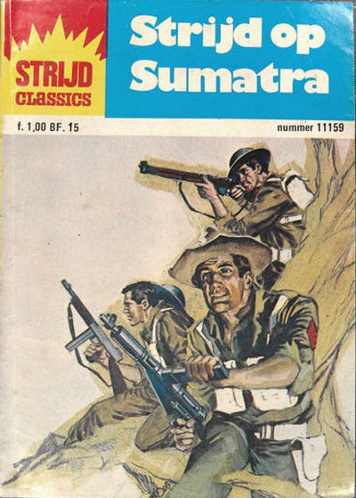 Cover for Strijd Classics (Classics/Williams, 1964 series) #11159