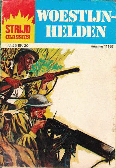 Cover for Strijd Classics (Classics/Williams, 1964 series) #11160