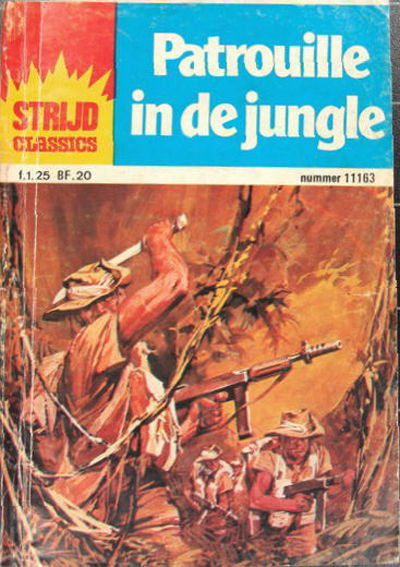 Cover for Strijd Classics (Classics/Williams, 1964 series) #11163