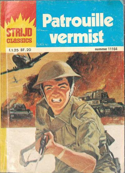 Cover for Strijd Classics (Classics/Williams, 1964 series) #11164