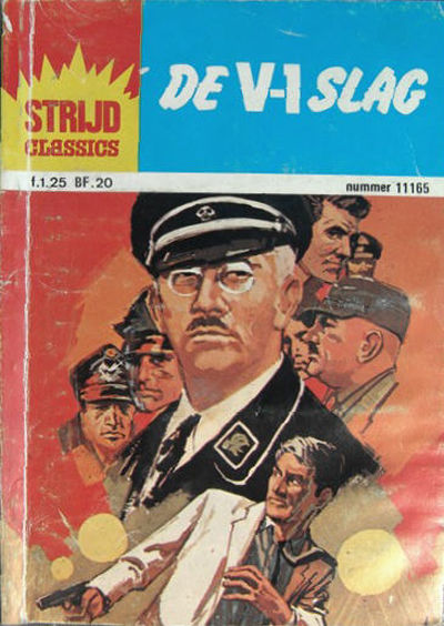 Cover for Strijd Classics (Classics/Williams, 1964 series) #11165