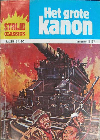 Cover for Strijd Classics (Classics/Williams, 1964 series) #11167