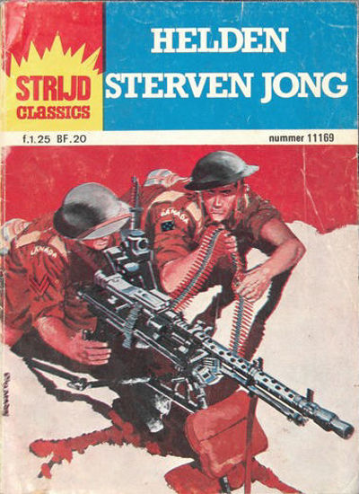 Cover for Strijd Classics (Classics/Williams, 1964 series) #11169