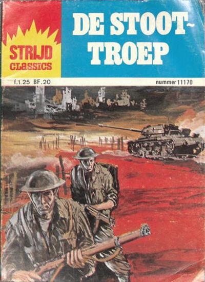 Cover for Strijd Classics (Classics/Williams, 1964 series) #11170