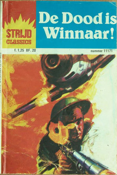 Cover for Strijd Classics (Classics/Williams, 1964 series) #11171