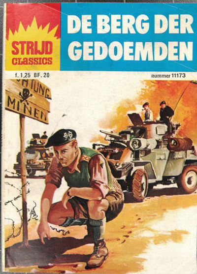 Cover for Strijd Classics (Classics/Williams, 1964 series) #11173