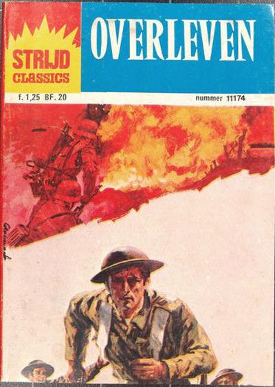Cover for Strijd Classics (Classics/Williams, 1964 series) #11174