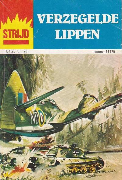 Cover for Strijd (Kontekst, 1980 series) #11175