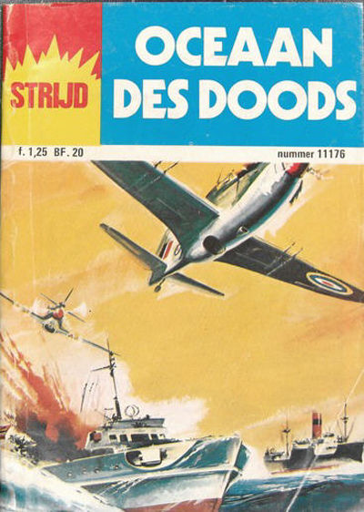 Cover for Strijd (Kontekst, 1980 series) #11176