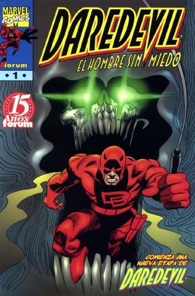 Cover for Daredevil (Planeta DeAgostini, 1998 series) #1