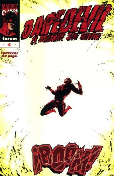 Cover for Daredevil (Planeta DeAgostini, 1998 series) #4