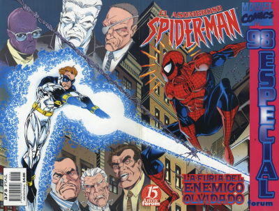 Cover for El Asombroso Spiderman Especial 98 (Planeta DeAgostini, 1998 series)