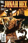 Cover for Jonah Hex (DC, 2006 series) #29