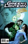 Cover for Green Lantern (DC, 2005 series) #30