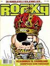 Cover for Rocky (Bladkompaniet / Schibsted, 2003 series) #4/2005