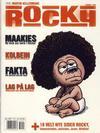 Cover for Rocky (Bladkompaniet / Schibsted, 2003 series) #1/2006