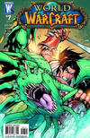 Cover for World of Warcraft (DC, 2008 series) #7 [Ludo Lullabi Cover Variant]