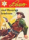 Cover for Lasso (Serieforlaget / Se-Bladene / Stabenfeldt, 1962 series) #1/1965