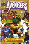 Cover for The Avengers (Grupo Editorial Vid, 1998 series) #1
