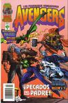 Cover for The Avengers (Grupo Editorial Vid, 1998 series) #2