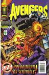 Cover for The Avengers (Grupo Editorial Vid, 1998 series) #4