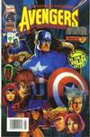 Cover for The Avengers (Grupo Editorial Vid, 1998 series) #5