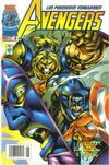Cover for The Avengers (Grupo Editorial Vid, 1998 series) #8