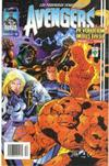 Cover for The Avengers (Grupo Editorial Vid, 1998 series) #12