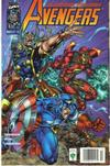 Cover for The Avengers (Grupo Editorial Vid, 1998 series) #17