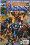 Cover for The Avengers (Grupo Editorial Vid, 1998 series) #20