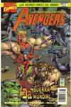 Cover for The Avengers (Grupo Editorial Vid, 1998 series) #26