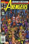 Cover for The Avengers (Grupo Editorial Vid, 1998 series) #34