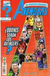 Cover for The Avengers (Grupo Editorial Vid, 1998 series) #36