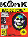Cover for Konk (Bladkompaniet, 1977 series) #1/1977