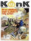 Cover for Konk (Bladkompaniet, 1977 series) #2/1984
