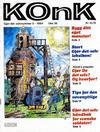 Cover for Konk (Bladkompaniet, 1977 series) #5/1984