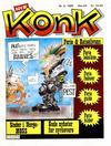 Cover for Konk (Bladkompaniet, 1977 series) #6/1985
