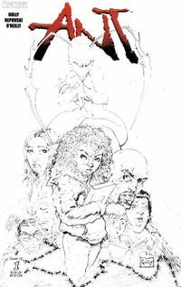 Cover Thumbnail for Ant (Arcana, 2004 series) #1 [2nd printing]