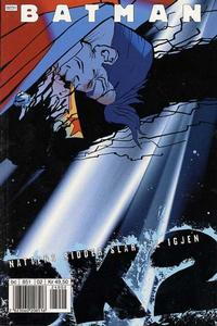 Cover Thumbnail for Batman: Nattens ridder slår til igjen (Hjemmet / Egmont, 2002 series) #2