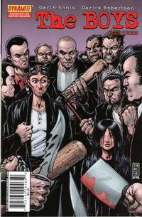 Cover Thumbnail for The Boys (Dynamite Entertainment, 2007 series) #16