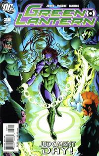 Cover Thumbnail for Green Lantern (DC, 2005 series) #28