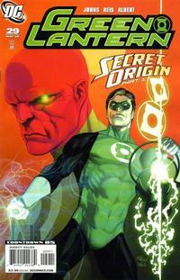 Cover Thumbnail for Green Lantern (DC, 2005 series) #29