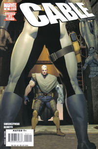 Cover Thumbnail for Cable (Marvel, 2008 series) #2
