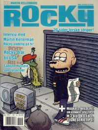 Cover Thumbnail for Rocky (Bladkompaniet / Schibsted, 2003 series) #6/2006