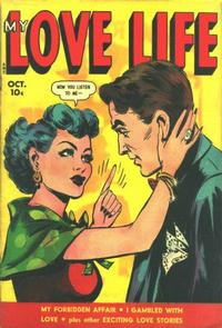 Cover Thumbnail for My Love Life (Fox, 1949 series) #8
